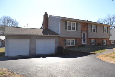Roanoke County Single Family Home For Sale: 2950 Penn Forest Blvd