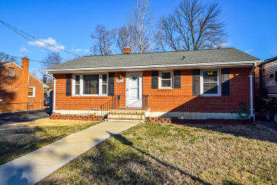 Roanoke Single Family Home For Sale: 4915 Desi Rd NW