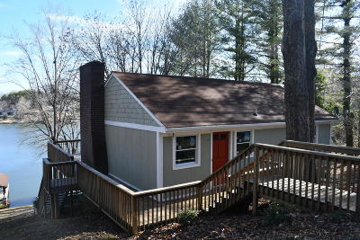 Bedford County Single Family Home For Sale: 4130 Hales Ford Rd