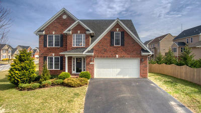 Single Family Home Sold: 2609 Woods Meadow Ln