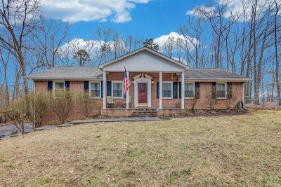 Roanoke Single Family Home For Sale: 2741 Greggin Dr
