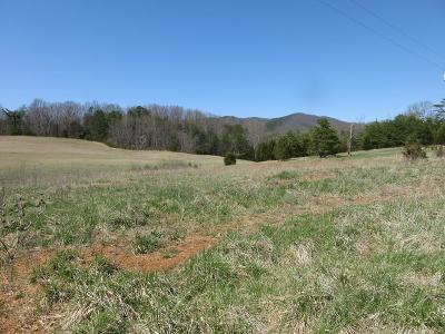 Fincastle Residential Lots & Land For Sale: Lot 1 White Church Rd