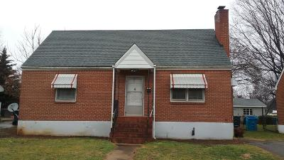 Single Family Home Sold: 4107 Greenlawn Ave NW