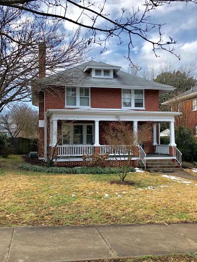 Roanoke Single Family Home For Sale: 1849 Belleville Rd SW