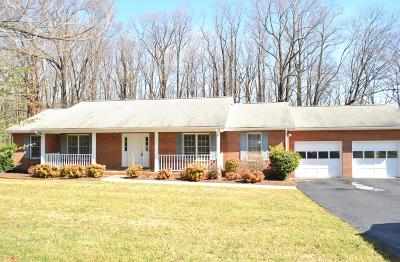 Salem Single Family Home For Sale: 1529 Mountain Heights Dr