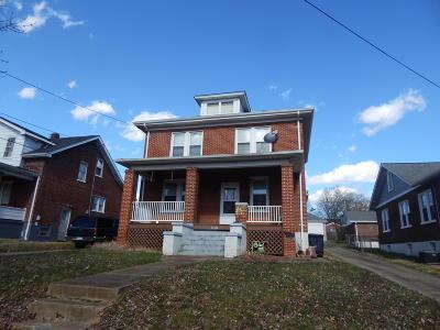 Roanoke City County Single Family Home For Sale: 3107 Collingwood St NE