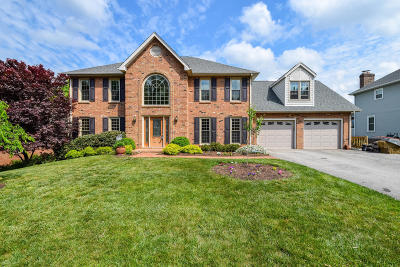 Salem Single Family Home For Sale: 2131 Stone Mill Dr