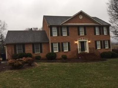 Single Family Home Sold: 7966 Hollins Court Dr