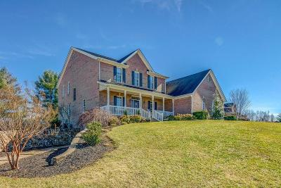Botetourt County Single Family Home For Sale: 177 Sowder Farm Rd