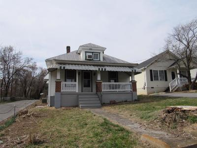 Roanoke City County Single Family Home For Sale: 1502 24th St NE