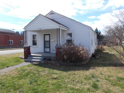 Salem Single Family Home For Sale: 902 Front Ave