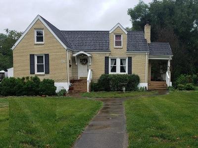 Roanoke City County Single Family Home For Sale: 167 Wildhurst Ave NE