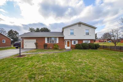 Roanoke Single Family Home For Sale: 1634 Westside Blvd NW