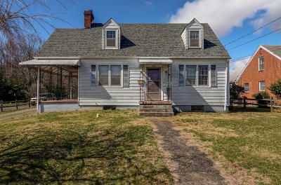 Bedford Single Family Home For Sale: 706 Vine St