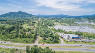 Troutville Residential Lots & Land For Sale: Cloverdale Rd