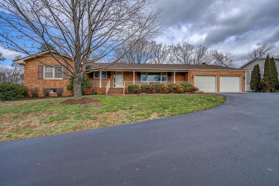 Roanoke County Single Family Home For Sale: 4513 Laurelwood Dr SW