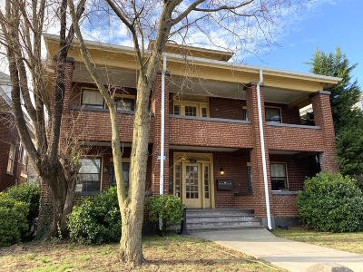 Roanoke Multi Family Home For Sale: 618 Day Ave SW
