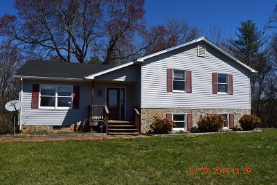 Franklin County Single Family Home For Sale: 1988 Alean Rd