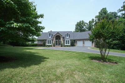 Single Family Home For Sale: 385 Silver Tee Dr