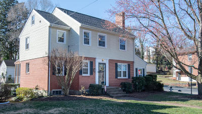 Roanoke VA Single Family Home Pending: $209,950