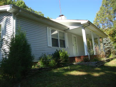 Botetourt County Single Family Home For Sale: 1437 Audrey Ln