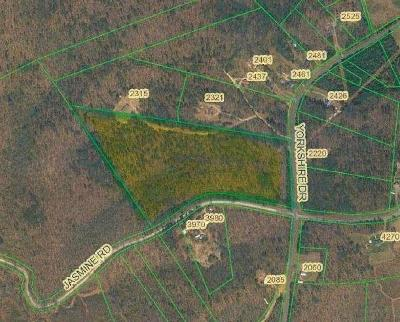 Pittsylvania County Residential Lots & Land For Sale: Jasmine Rd