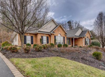 Single Family Home For Sale: 4801 Hickory Hill Dr