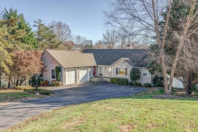 Single Family Home For Sale: 599 Boxwood Green Dr