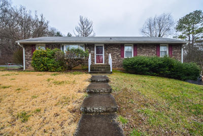 Roanoke County Single Family Home For Sale: 3615 Georgetown Rd