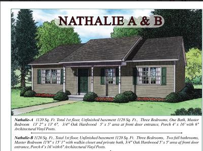 Bedford County Single Family Home For Sale: Lot 15a/B Diamond Hill Rd