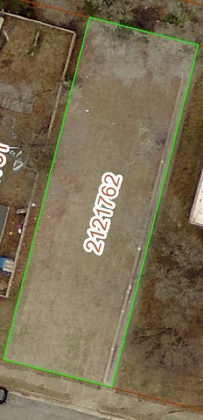 Roanoke City County Residential Lots & Land For Sale: 535 Harrison Ave NW