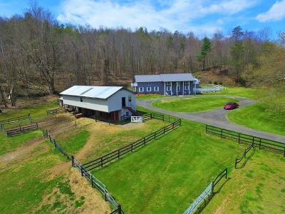 Franklin County Single Family Home For Sale: 7732 Henry Rd