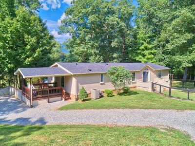 Roanoke County Farm For Sale: 9811 Upper Craigs Creek Rd