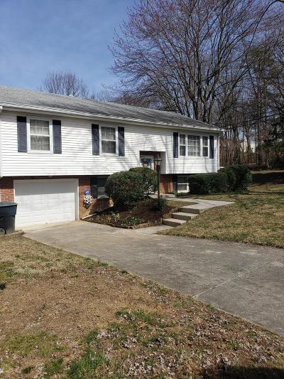 Roanoke County Single Family Home For Sale: 3610 Georgetown Rd