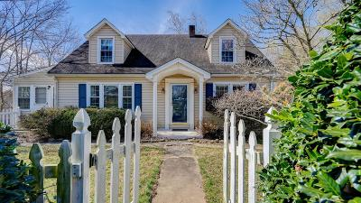 Roanoke County Single Family Home For Sale: 6102 Cove Rd