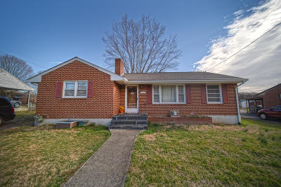 Single Family Home Pending: 2045 Laura Rd NW