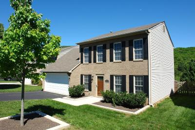 Roanoke Single Family Home For Sale: 4855 Golfview Dr