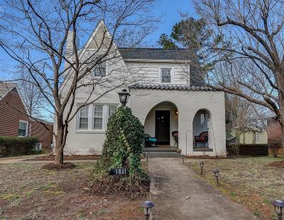 Roanoke Single Family Home For Sale: 1811 Wakefield Rd SW