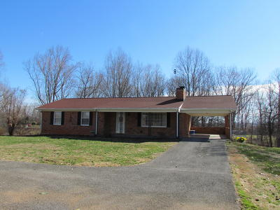 Single Family Home Sold: 6380 Brooks Mill Rd