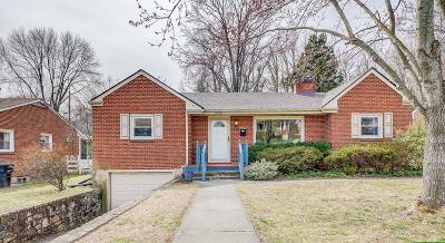 Roanoke Single Family Home For Sale: 3226 Fleetwood Ave
