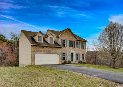 Bedford County Single Family Home For Sale: 37 Big Branch Trl
