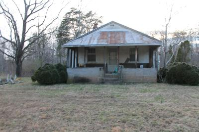 Bedford County Single Family Home For Sale: 1580 Woods Rd