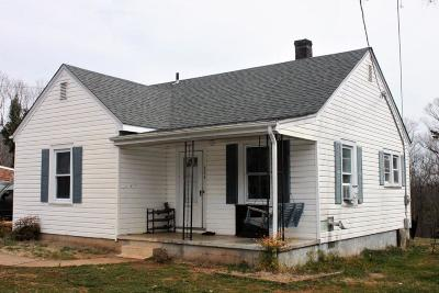 Pittsylvania County Single Family Home For Sale: 604 Highwayview Rd