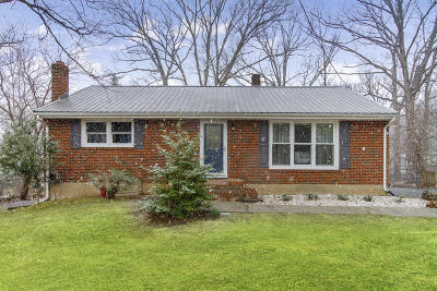Salem Single Family Home For Sale: 1858 North Rd