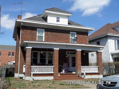 Roanoke Single Family Home For Sale: 824 Dale Ave SE