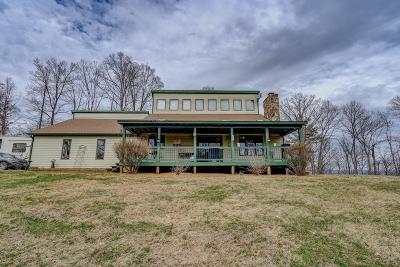 Fincastle Single Family Home For Sale: 6037 Botetourt Rd