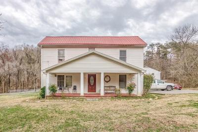 Roanoke Single Family Home For Sale: 4010 Yellow Mountain Rd SE