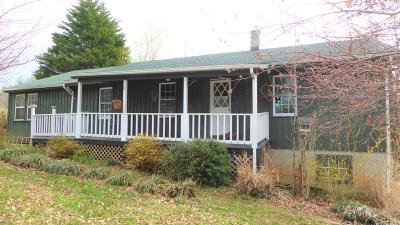 Franklin County Single Family Home For Sale: 30 Angel Ridge Ln