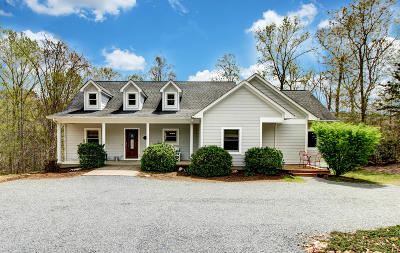 Bedford County Single Family Home For Sale: 1218 Lakefield Dr