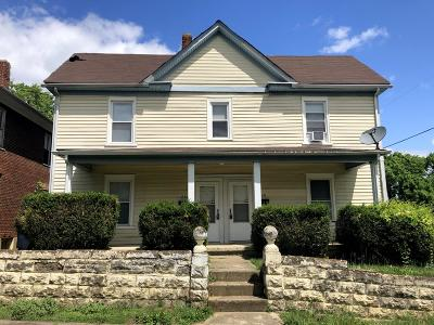 Roanoke VA Multi Family Home For Sale: $110,000
